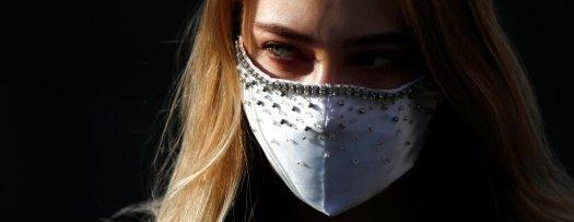 Máscara artística de protecção